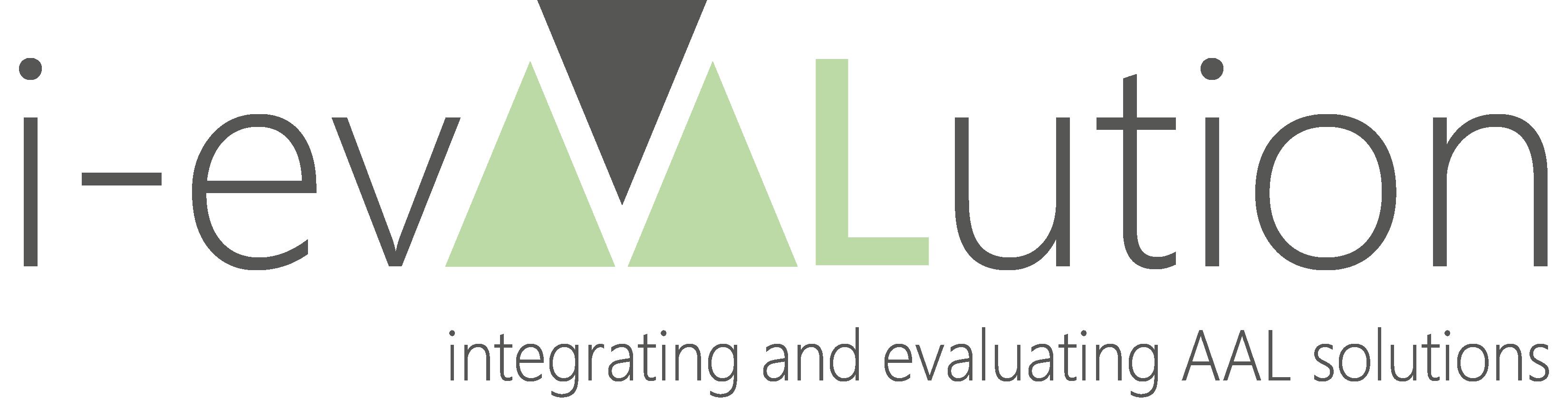 Logo i-evAALution project